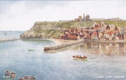 WHITBY -EAST CLIFF - Whitby
