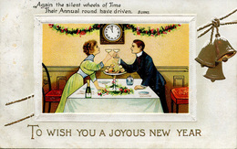 TO WISH YOU A JOYOUS NEW YEAR - Gr39 - New Year