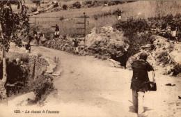 LA CHASSE A L´HOMME BANDIT CORSE GENDARME - Francia