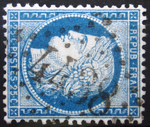 FRANCE - GC 4438 Sur 60C - PUSSAY - SEINE Et OISE - Marcofilie (losse Zegels)