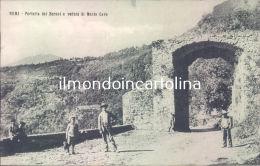 G4 - Nemi - Roma - Porteria Dei Baroni E Veduta Di Monte Cave - Roma