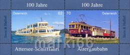 Austria - 2013 - Technical Anniversaries - Mint Souvenir Sheet - 2011-... Nuovi & Linguelle