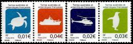 TAAF - 2016 - Year 2016 On Stamps - Mint Definitive Stamp Set - Ungebraucht