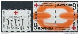 Slovenia 1999 - Red Cross - MNH Michel Z18-Z20 - Slovenia