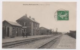 76 SEINE MARITIME - SAUCHAY BELLENGREVILLE La Gare (voir Descriptif) - Autres Communes
