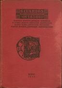 "Estudio Filatélica  ""6 Cuartos 1850""  1940  D. Antº De Guezala - Filatelia E Historia De Correos"