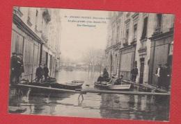 Angers --  Angers Inondé ( Décembre 1910 ) --  Rue Plantagenet - Angers