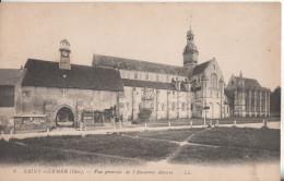 60  Saint Germer De Fly L´eglise Abbatiale - Autres Communes