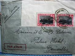 NRS196A(X2)  OP BRIEF - Belgisch-Kongo