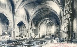 Tarn -  Florentin - Intérieur De L'Eglise - Vaour
