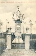 Tarn -  Sainte Quiterie - La Vierge - Souvenir De La Mission De 1908 - Vaour