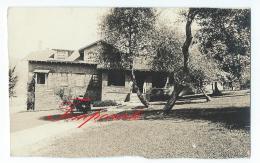 Little Rock -  Carte-photo -  Club House - Little Rock
