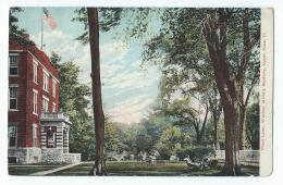 Alton - Front Lawn, Western Military Academy, Upper Alton - Etats-Unis
