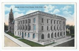 Little Rock - Pulaski County Court House - Little Rock