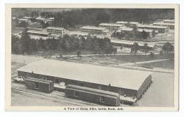 Little Rock - A View Of Camp Pike - Little Rock