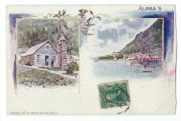Alaska 4 - Juneau And Loc Chuch - Juneau