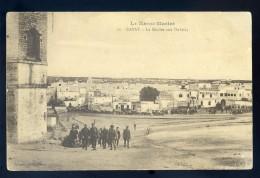 Cpa Du Maroc  Rabat La Montée Aux Oudaïas   JIP52 - Rabat