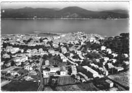 83 VAR Vue Générale De La Ville Et Du Golfe De Saint TROPEZ En 1955 - Saint-Tropez