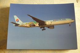 KOREAN AIR   B 777 300   HL 8209 - 1946-....: Moderne