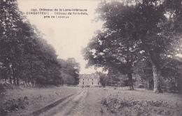 Cpa-44- Conquereuil -chateau De Pont Veix-edi Chapeau N°1101 - France