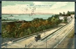 # - BREST - Les Rampes D'accès Et La Rade (tramway) - Brest