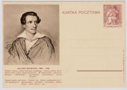 "1938, Bild-GSK, 15 C. "" Slowacki "", #6554 - Stamped Stationery"