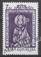 Czech Republic - Tcheque 1997 Yvert 136 Millenary Death Of Saint Adalbert -  MNH - Repubblica Ceca