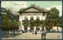 # - BREST - Le Théâtre - Brest