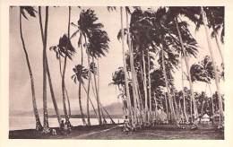 OCEANIE Oceania - SAMOA : Un Orage - CPA CPSM PF ( Editeur O.P.F. Missions Catholiques ) - Samoa