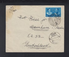Iran Persia Letter Behchahr To Germany - Iran