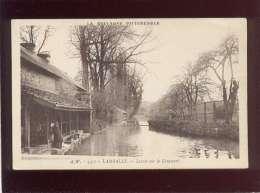 22 Lamballe Lavoir Sur Le Bouessant édit. Waron N° 4317 Laveuse - Lamballe