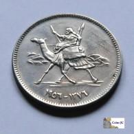Sudan - 10 Ghirsh - 1956 - Soudan