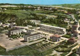 CPSM - GRIGNY (69) - Vue Aérienne Sur Les Arboras , Groupe Scolaire Et Cités-Jardins Dans Les Années 60 - Grigny