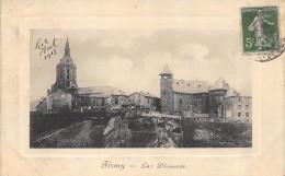 CPA 12 FIRMY OU FIRMI LA DECOUVERTE 1913 - Firmi