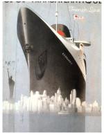 (444) Cruise Ship - Paquebot Normandie - Passagiersschepen