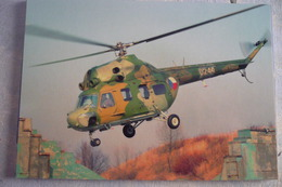 MI 2  ARMEE TCHEQUE - Elicotteri