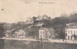 Hony - Villa Warnibouny (Edit. Dumoulin-Launois, 1920) - Esneux