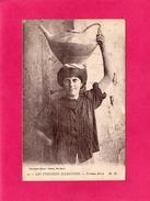 PYRENEES ILLUSTREES, Porteuse D'eau, Animée, 1925, (M. D.) - Personnages