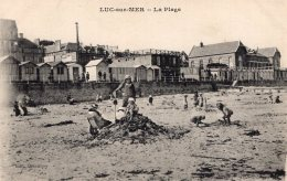 B28644 Luc Sur Mer, La Plage - Non Classés