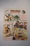 BUVARD  --  PHILBEE  - Le Bon Pain D'épice De DIJON  -- OURS - Pain D'épices