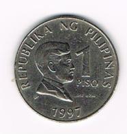 °°°  PILIPINAS  1  PISO  1997 - Philippines