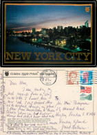 Midtown, New York City NYC, New York, United States US Postcard Posted 1989 Stamp - Unclassified