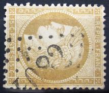 FRANCE - GC 4082 - VALINES - SOMME - Marcophilie (Timbres Détachés)