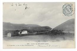 TERNANT  D'ORCINES  (cpa 63)   Le Col Des Goules -     - L 1 - France