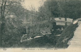 13 AUBAGNE / La Planque Et Le Lavoir Public / - Aubagne