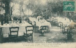 13 AUBAGNE / Hotel Restaurant Giraud, Boulevard De La Gare / - Aubagne