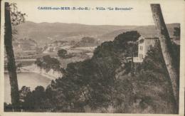 13 CASSIS / Villa Le Revestel / - Cassis