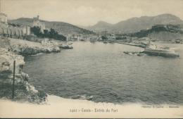 13 CASSIS / Entrée Du Port / - Cassis