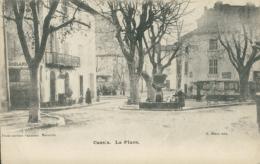 13 CASSIS / La Place / - Cassis