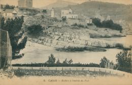 13 CASSIS / Rochers à L'entrée Du Port / - Cassis